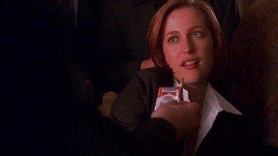 Enlace a Gillian Anderson fue el primer crush para muchos en Expediente X