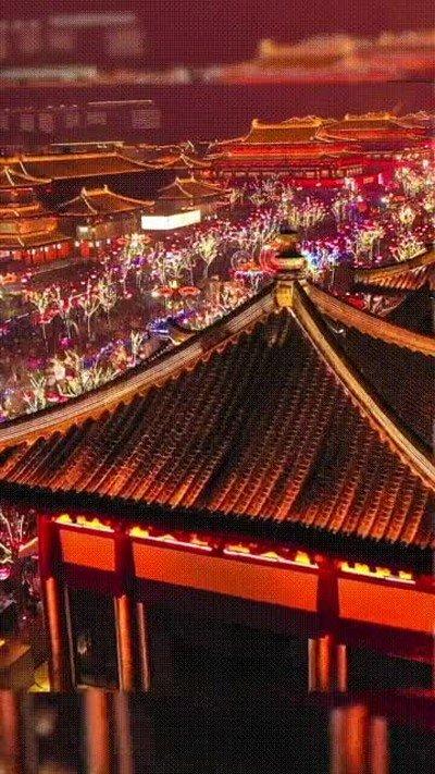 Enlace a Changan, una ciudad de ensueño que deberías visitar