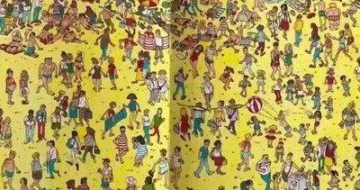 Enlace a Robots que pueden encontrar a Wally en cuestión de segundos