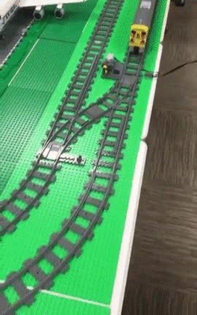 Enlace a Vale, conseguir esto con trenes es algo alucinante