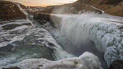 Enlace a Uno de los paisajes más bonitos que puedes llegar a ver en Islandia