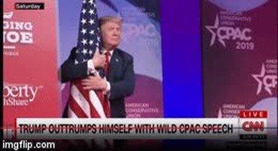Enlace a Trump tiene más que claro quién es el amor de su vida