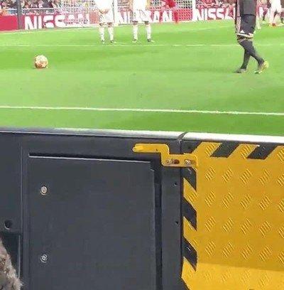 Enlace a Una toma inédita del golazo de Schone contra el Madrid
