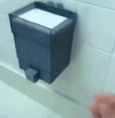 Enlace a Ahora entiendo lo que pasa en algunos lavabos públicos