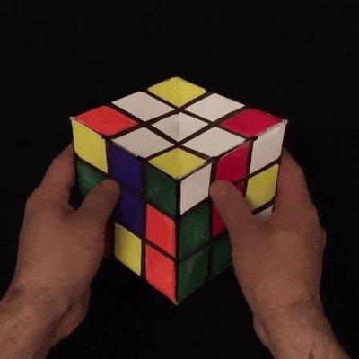 Enlace a Me explota la cabeza con este cubo de rubik