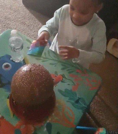Enlace a Papá este pastel es demasiado raro