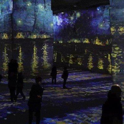 Enlace a Una impresionante exposición de Van Gogh