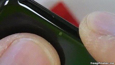 Enlace a El placer de quitar una burbuja del plástico protector