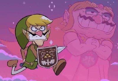 Enlace a The Legend of Zelda no es como lo recordaba