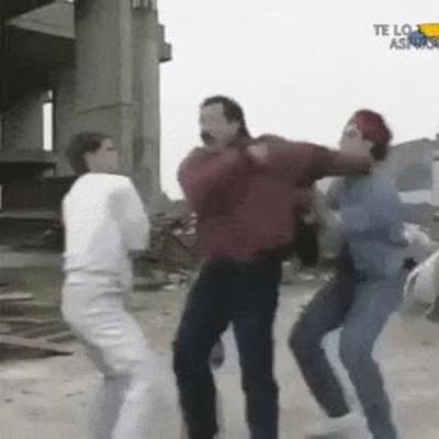 Enlace a Truco para salir victorioso en una pelea callejera