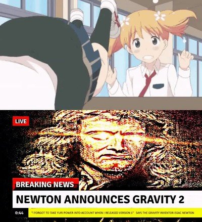 Enlace a Japoneses inventando la gravedad 2