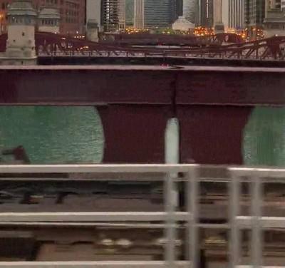 Enlace a Chicago tiene algunas de las vistas más espectaculares que puedes visitar