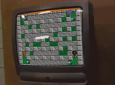 Enlace a Así se juega a Bomberman en modo realista