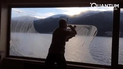 Enlace a Limpiando la ventana con todo el estilo del mundo