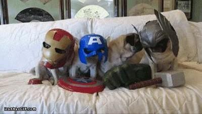 Enlace a Esta versión de Avengers me gusta más que la original