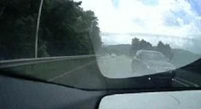 carretera,coche,susto