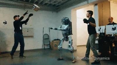 La revolución de los robots ha empezado