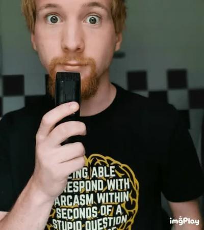 Enlace a Ojalá afeitarse fuese tan fácil