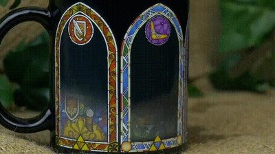 Enlace a La taza que querrían todos los fan de The Legend of Zelda