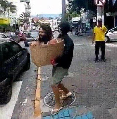 Enlace a Una de las cosas más raras que puedes ver por la calle