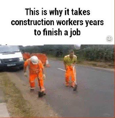Enlace a Se nota quién lleva más años haciendo ese trabajo