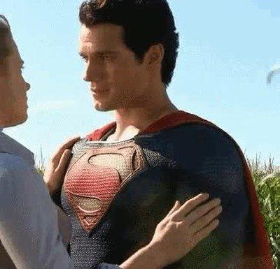Enlace a Así se grabaron algunas de las escenas de Superman