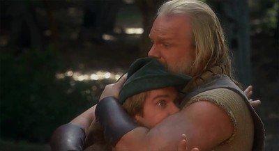 Enlace a Esto es lo que se siente cuando te abraza una persona alta