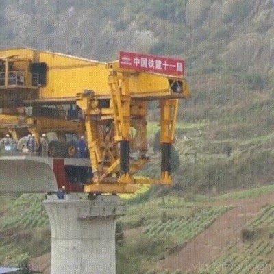 Enlace a Sigo flipando cada vez que veo esta máquina de construir puentes