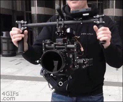Enlace a Este estabilizador de cámara es simplemente alucinante