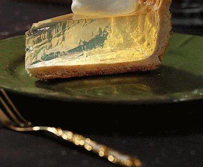 Enlace a Impresionante lemon pie transparente
