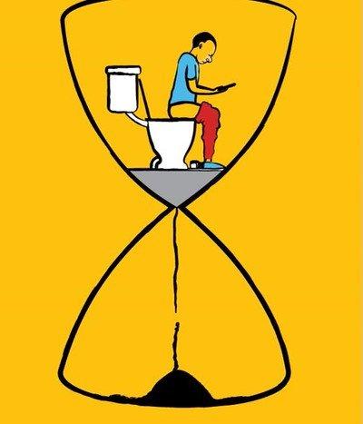 Enlace a Una auténtica pérdida de tiempo