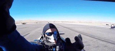 Enlace a Pilotos que se llevan un buen susto en la pista