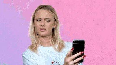Enlace a Tu cara cuando ves los mensajes que le escribiste a tu ex ayer por la noche