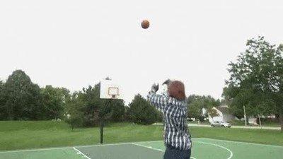 Enlace a Teen Wolf jugando a baloncesto. Ya lo he visto todo en esta vida