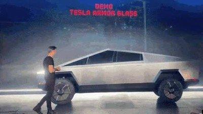 Enlace a El fail del coche de Elon Musk cuando presume de durabilidad