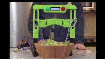 Enlace a Creo que el robot de cocina no funciona como esperaba