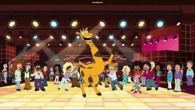 Enlace a Así se ve la gente alta cuando baila en la discoteca
