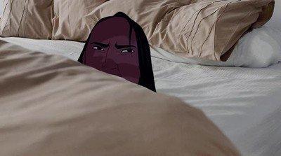 Enlace a Cuando es domingo por la mañana y te estás meando pero se está demasiado bien en la cama