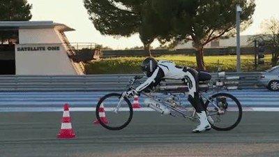 Enlace a Con esta bicicleta no volvería a llegar tarde al curro