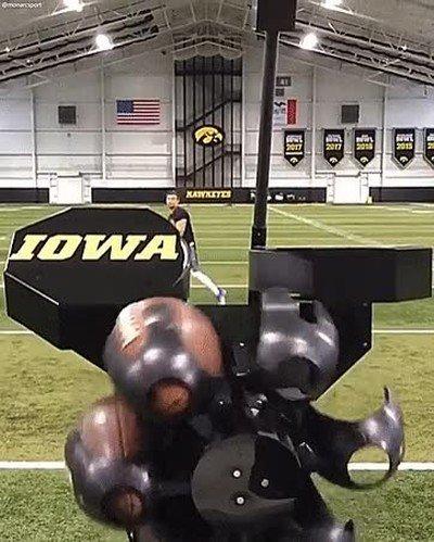 Enlace a El primer Quarterback robótico del mundo