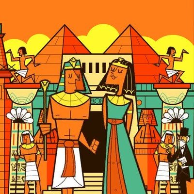 Enlace a Dance like an Egyptian