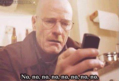 Enlace a Cuando estás en el baño tranquilo mirando el móvil y de repente alguien te llama