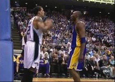 Enlace a Kobe no se dejaba impresionar por nada