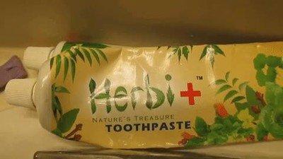 Enlace a Creo que mi pasta de dientes está intentando decirme algo