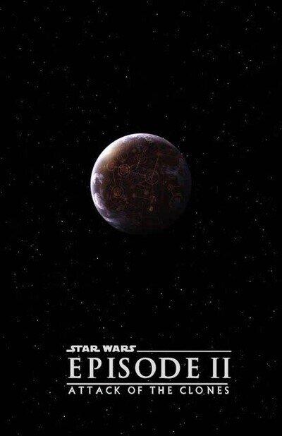 Enlace a El orden cronológico de los pósters de las pelis principales de Star Wars