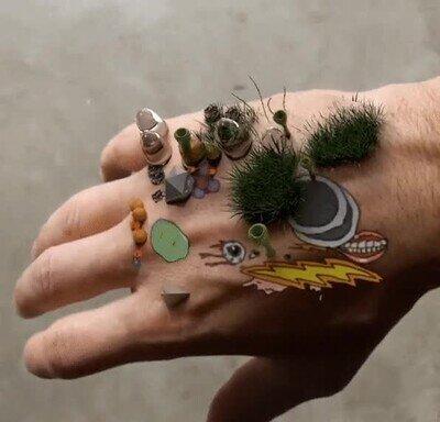 Enlace a Lo que ves sobre tu mano cuando has tomado cosas de más