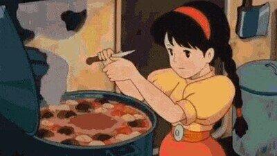 Enlace a La comida de las pelis de Studio Ghibli tiene una pinta riquísima