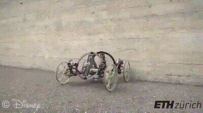 Enlace a Este robot es capaz de superar cualquier obstáculo
