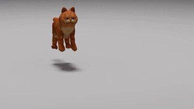 Enlace a Cuando ves Garfield después de tomar unas copas de más
