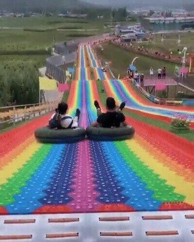 Enlace a Imposible no pensar en Mario Kart al verlo